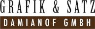 Grafik & Satz Damianof GmbH